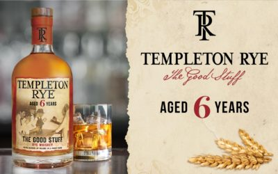 Templeton Rye Debuts Aged Expression: 6-Year