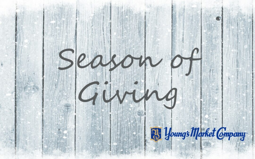 Young's Market Company's 2019 Season of Giving